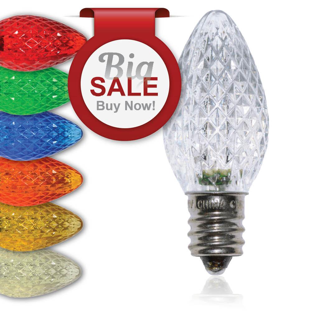 C7 LED Bulbs - Previous Generation LED Bulbs