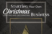 Starting a Christmas Light Business - Pro Secrets Book