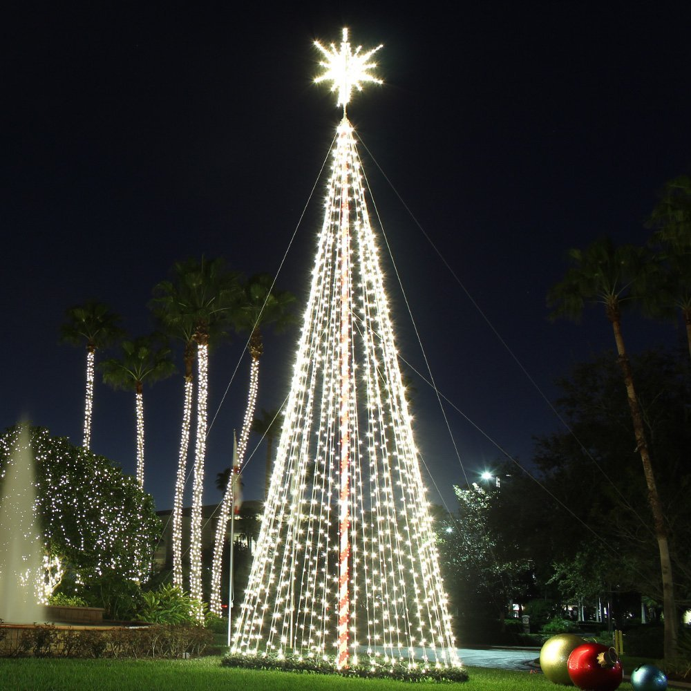 Commercial Christmas Tree of Lights