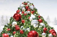Christmas Tree Ornament Packages