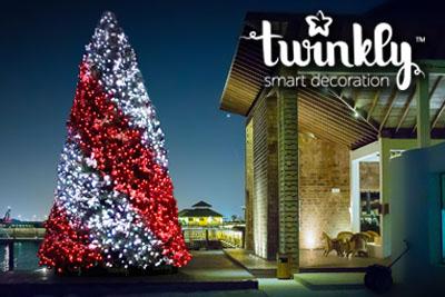 Twinkly Pro RGB Christmas Lighting