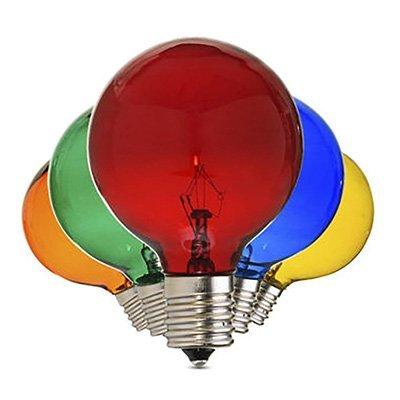 G50 Incandescent Bulbs
