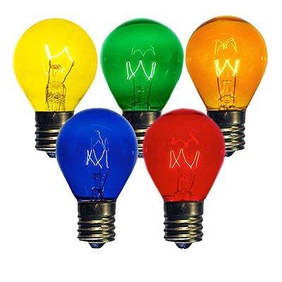 S11N Incandescent Bulbs