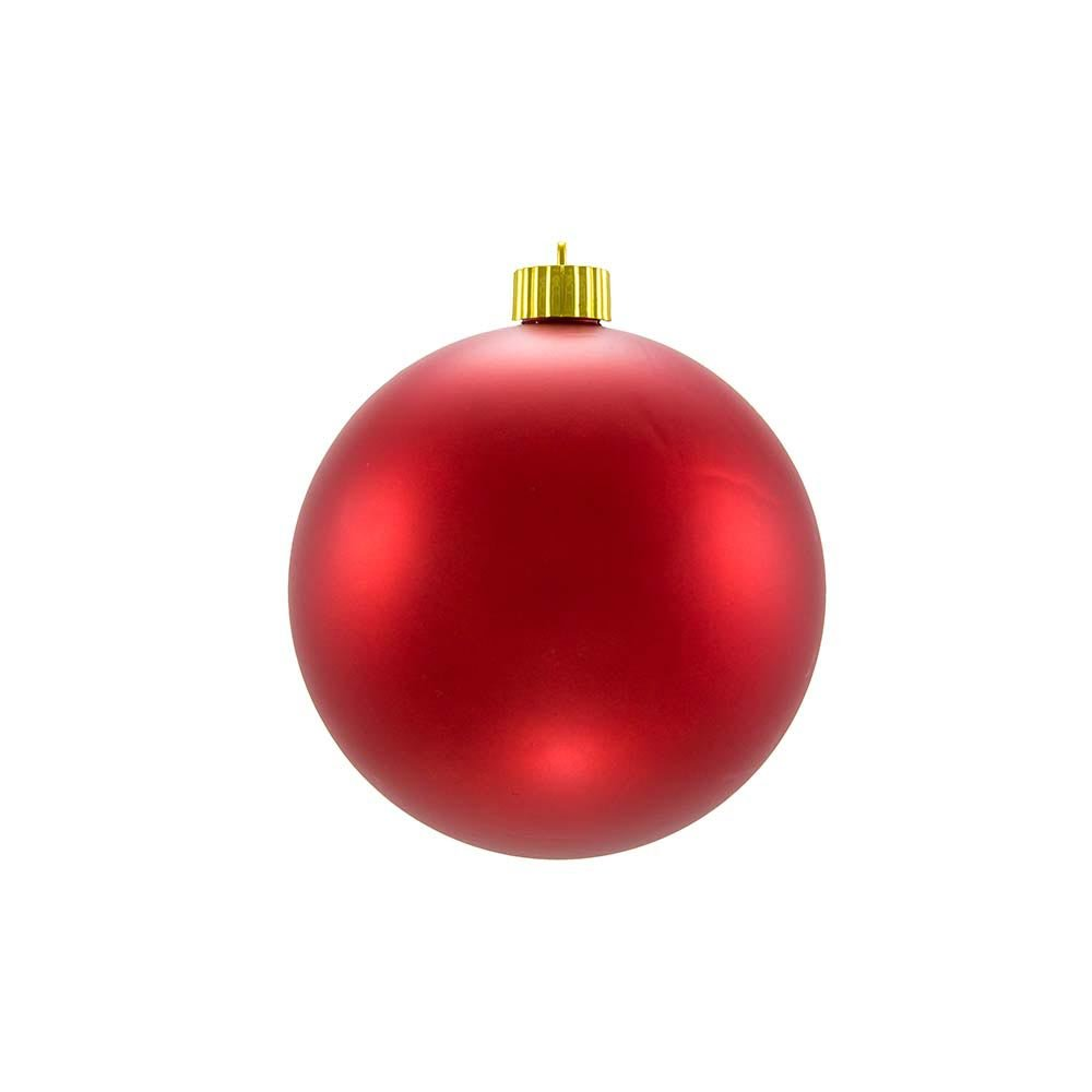 Matte Ornaments