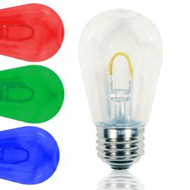 S14 LED Flexible Filament Bulbs
