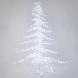 Ice Sculpture Christmas Tree