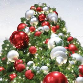 Commercial Christmas Tree Ornament Packages