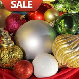 Clearance Ornaments
