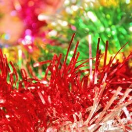Christmas Color Garlands