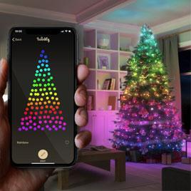 Twinkly Home RGB Christmas Lights