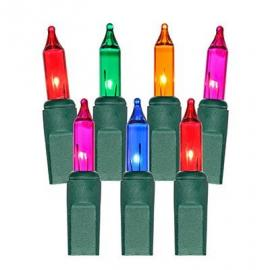 Multicolor Mini Lights