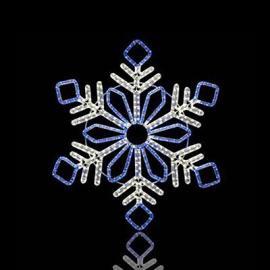 LED Snowflakes