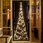 6.9' LED Fairybell, Door Tree