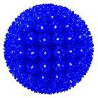 """Pro Christmas 10"""" Sphere - 150L - Blue"""