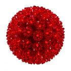 "Pro Christmas™ 7.5"" Sphere - 100L - Red"