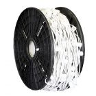 "C9 Cord, 24"" Spacing, White Wire, SPT-1, 1000'"