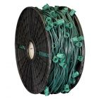"C9 Cord, 24"" Spacing, Green Wire, SPT-1, 1000'"