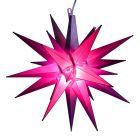 "14"" Moravian Star, Purple"