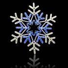 "48"" Vale Snowflake"