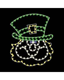 5' Leprechaun, LED
