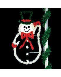 5' Snowman, LED