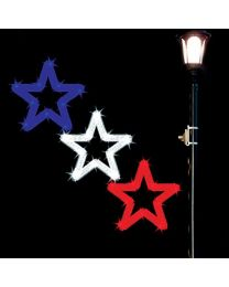 4' Garland Stars, LED