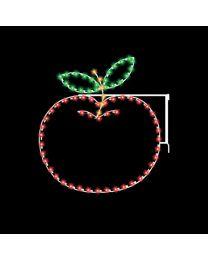 5' Apple, LED