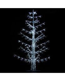 Upswept LED Ice Tree