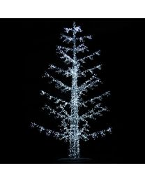 Upswept LED Ice Tree