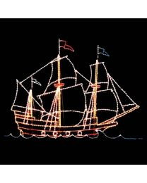 21' x 28' Galleon, LED