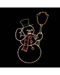 9 1/2' Snowy, LED
