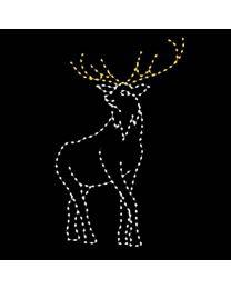 10' Elk, LED