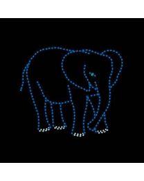 8' Mama Elephant, LED
