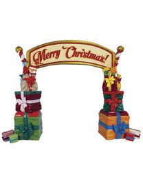 12' Merry Christmas Arch