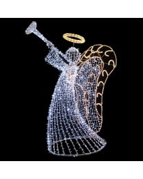 11' 3D LED Angel