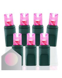 RY Connect Wide Angle Conical Color Change 70 Bulbs - Warm White and Pink