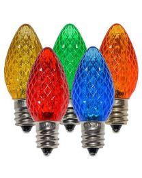 christmas lights bulb