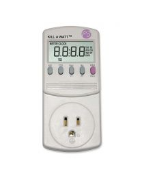Kill A Watt Electrical Usage Monitor