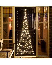 6.9' LED Fairybell - Door Tree - Multi