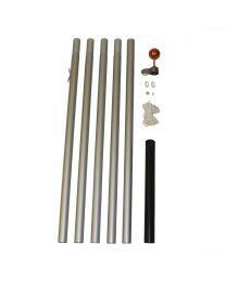 19.70' Fairybell - Sectional Aluminum Pole