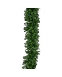 "4 1/2' x 14"" Deluxe Oregon Fir Garland, Unlit"
