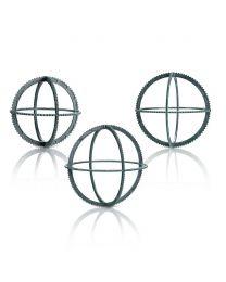 Holispheres - Set of 3 - Green
