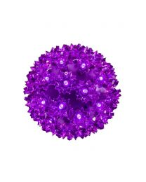 "Pro Christmas™ 6"" Sphere - 50L - Purple"