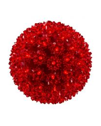 "Pro Christmas 7.5"" Sphere - 100L - Red"