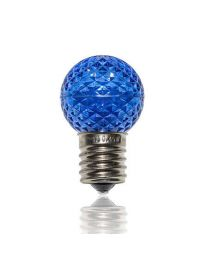 G30 LED Retrofit Bulb - Blue - Minleon - Bag of 25