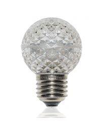 G50 SMD LED Retrofit Bulb - Cool White - E26 - Minleon - Bag of 10