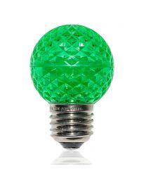 G50 SMD LED Retrofit Bulb - Green - E26 - Minleon