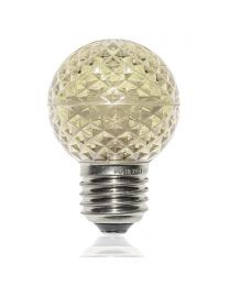 G50 SMD LED Retrofit Bulb - Sun Warm White - E26 - Minleon - Bag of 10