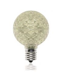 G50 SMD LED Retrofit Bulb - Sun Warm White - C9 Base - Minleon
