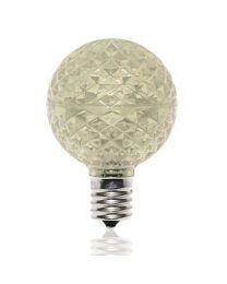 G50 SMD LED Retrofit Bulb - Sun Warm White - C9 Base - Minleon - Bag of 10